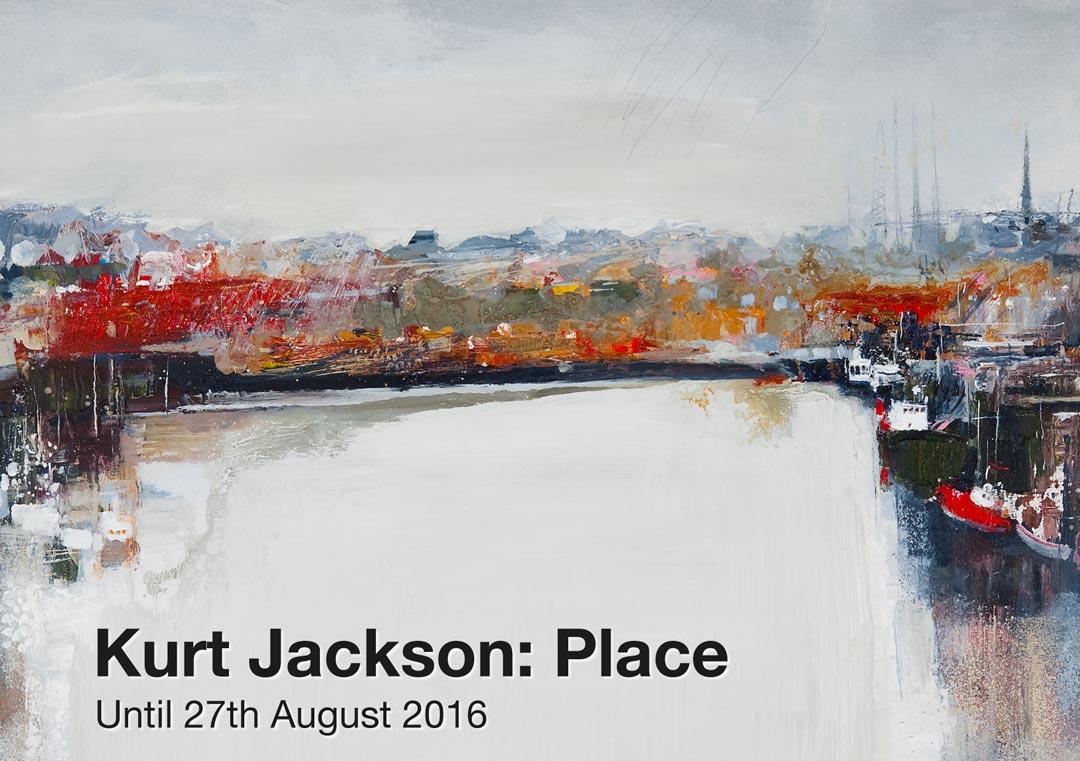 Kurt Jackson: Place