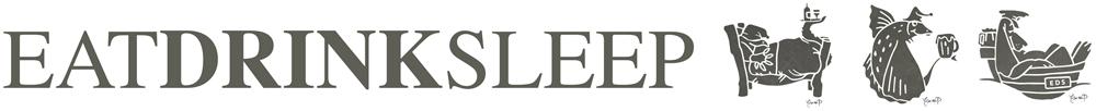 EATDRINKSLEEPLOGO Logo