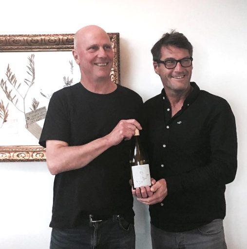 Kurt Jackson and Mark Hellyar