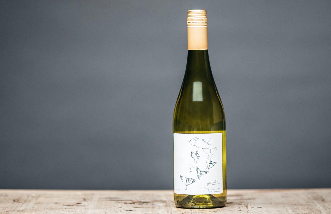 Scarce Swallowtail Wild White Wine