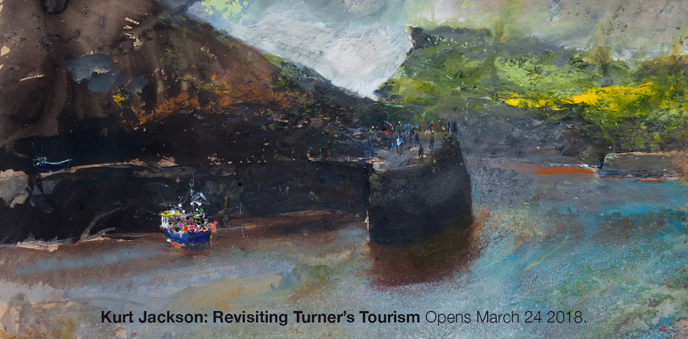 Kurt Jackson - Revisiting Turner's Tourism