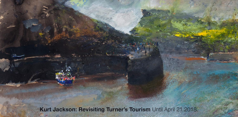 Kurt Jackson - Revisiting Turner's Tourism