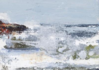 Porthmeor wind swell. 2013.