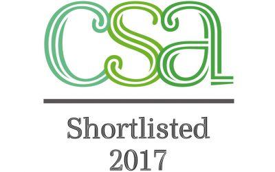 Jackson Foundation Shortlisted for Sustainability Awards