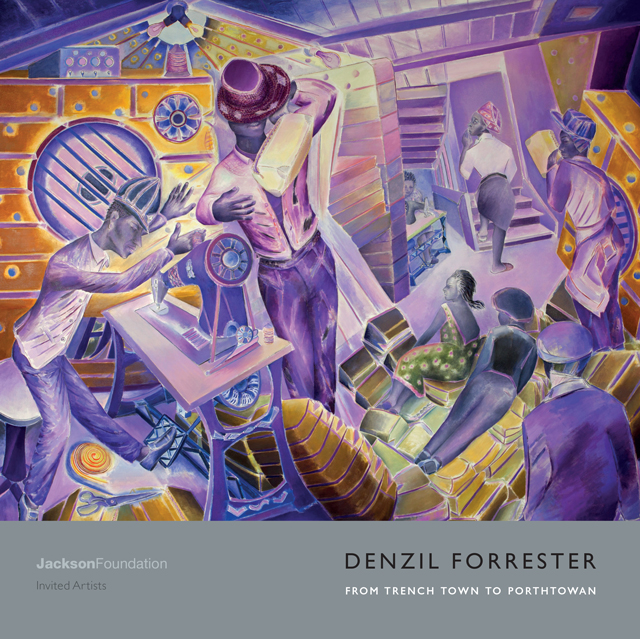 Denzil Forrester: From Trench Town to Porthtowan