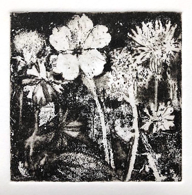 NHS ETCHING SOLD OUT. £7,500 RAISED!