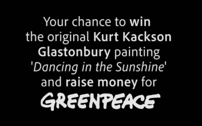 YOUR CHANCE TO WIN A KURT JACKSON PAINTING